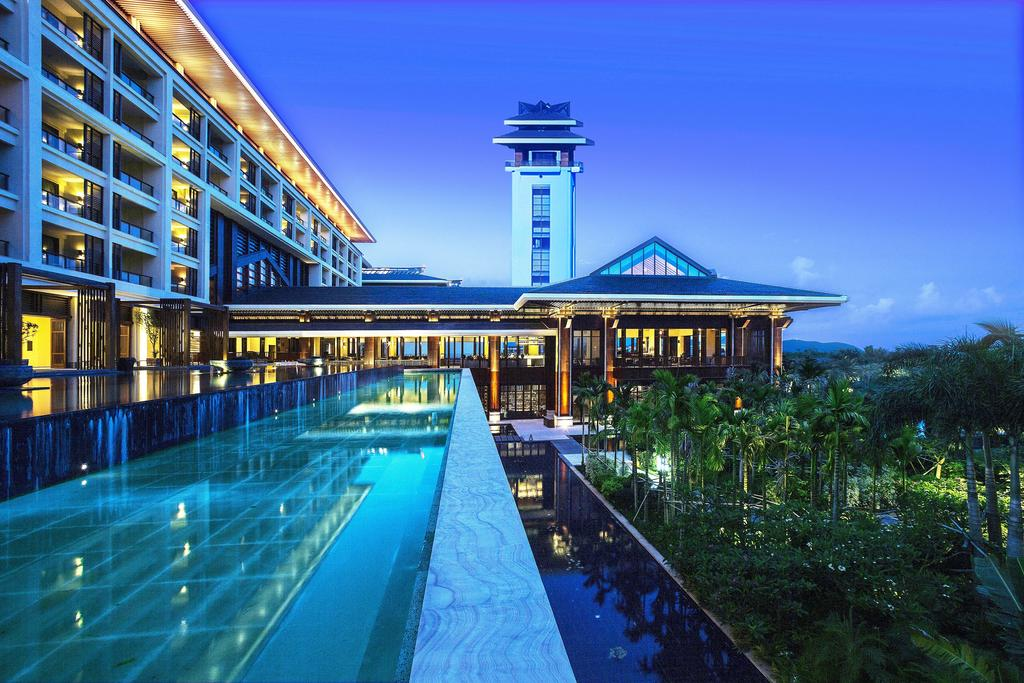 三亚海棠湾9号度假酒店