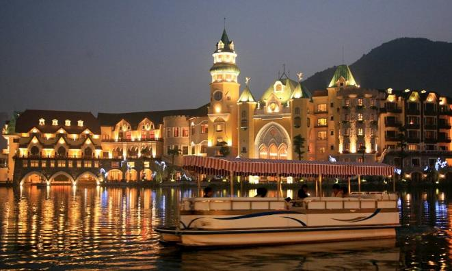 深圳东部华侨城茵特拉根酒店