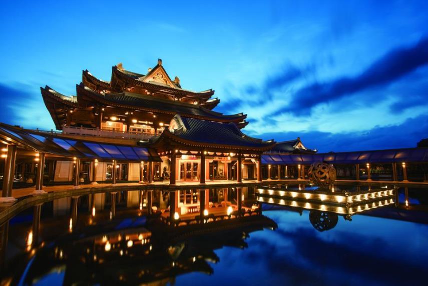 广州从化从都国际庄园