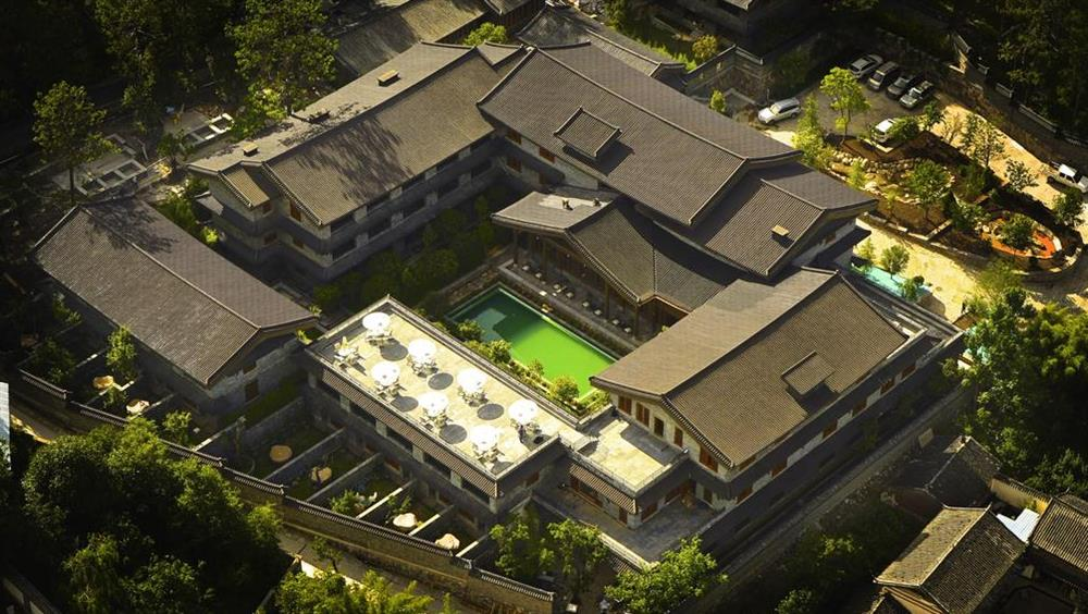 丽江松赞林卡酒店