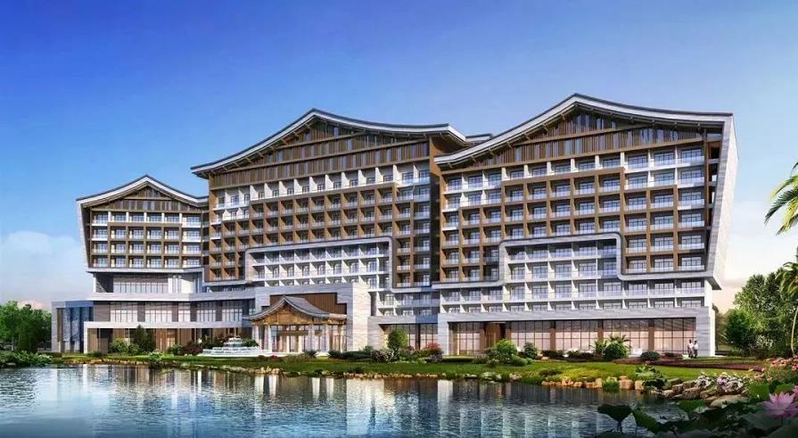 广州融创堇山酒店