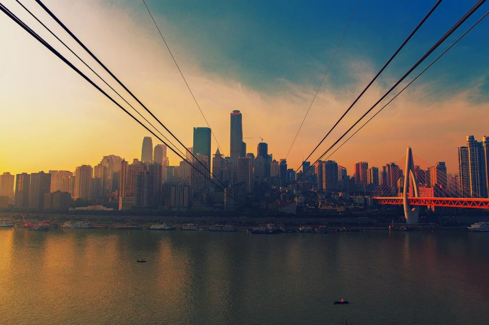【尊享·定制】重庆磁器口+洪崖洞+长江索道+龙水峡地缝+解放碑+仙女山+轻轨穿楼品质双飞 |体验山城的魅力