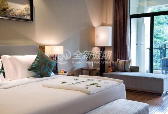 神农架阿尔卡迪亚森林酒店